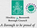 Support from Hinckley and Bosworth Borough Council